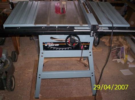 Old Delta Table Saw Models Table Design Ideas