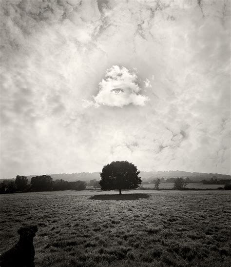 photoshop tutorial jerry uelsmann untitled tree with eye and dog catherine couturier