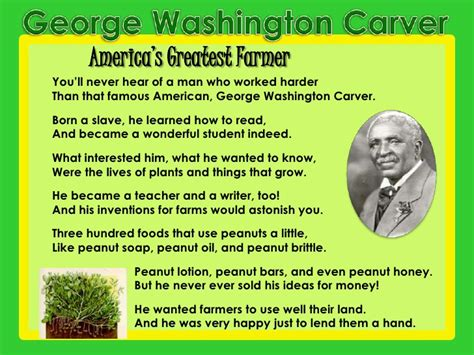 george washington carver biography inventions george washington carver best inventions weneedfun
