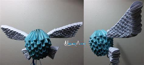 Origami Legend - 3d origami navi by jobe3do on deviantart