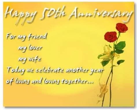 Wedding Anniversary Card Messages For Friends by Lovely Greetings 25th Anniversary Wishes For Friend
