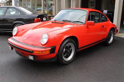 porsche 911 convertible 1980 1980 porsche 911 sc