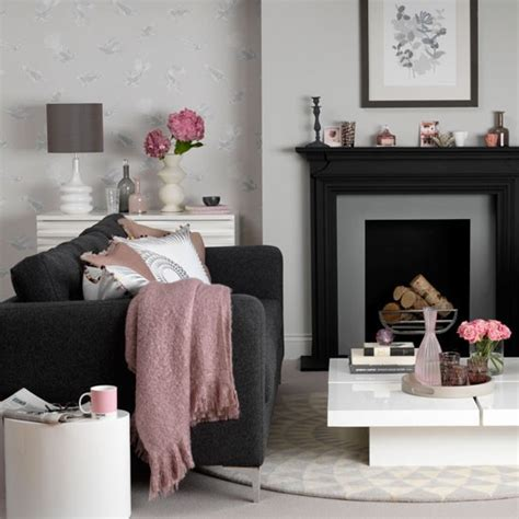 black couches decorating ideas modern living room with a black sofa decorating with