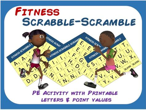 is pe a scrabble word scrabble letter tiles printable by tracymcc uk teaching