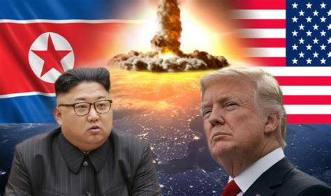 donald trump ww3 world war 3 north korea electromagnetic attack could