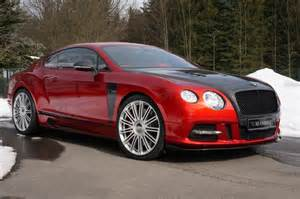 Mansory Bentley Continental Gt Mansory Sanguis Bentley Continental Gt Widebody