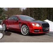 MANSORY SANGUIS Bentley Continental GT Widebody