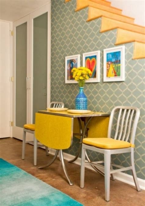 kitchen table with drop leaf for small spaces drop leaf kitchen tables for small spaces yellow 979 small room decorating ideas