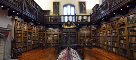 Original Bookcases Palace Green Library Exhibitions History Of Palace Green