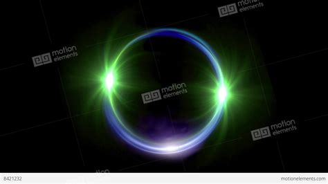 Eclipse In Green by Green Solar Eclipse In Space Concept With Green Ring Flare