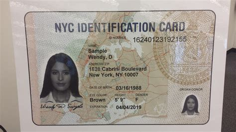 Idnyc Documents how to get your new city id that gives you free