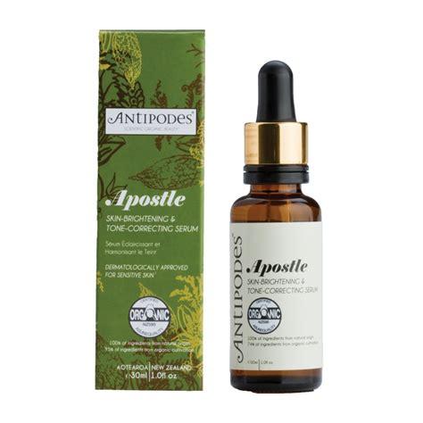 Serum Skin Bright antipodes apostle skin brightening tone correcting serum 30ml feelunique