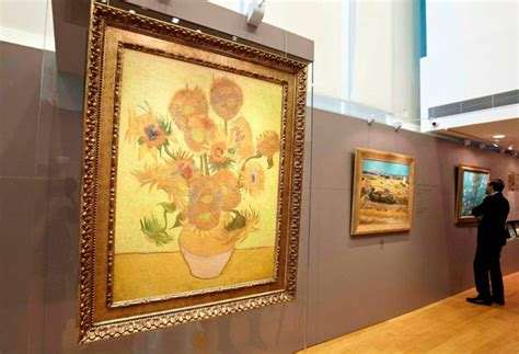 Art And Craft Studio by Van Gogh Museum 3d Prints Its Own Paintings