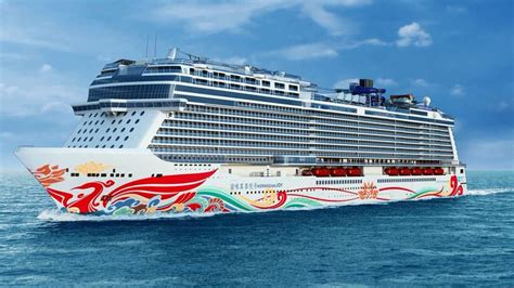 cruise new year 2017 9 brand new cruise ships embarking in 2017