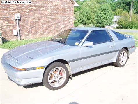 Toyota Supra For Sale In Nc 1987 Toyota Supra For Sale Concord Carolina