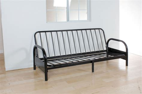 steel futon frame simple full size futon frame design roof fence futons