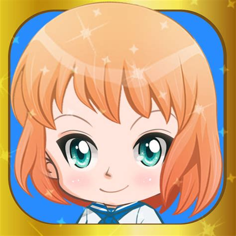 anime creator dress up chibi japanese make up