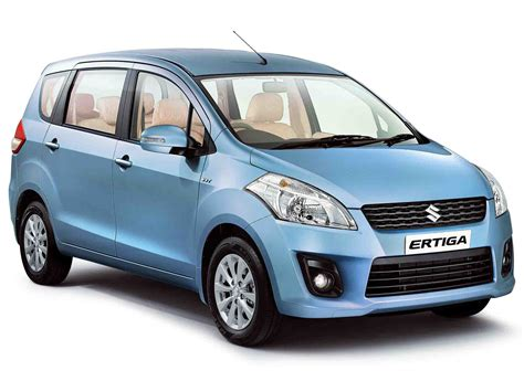 Maruti Suzuki Car Prices Maruti Suzuki Ertiga India Price Review Images Maruti