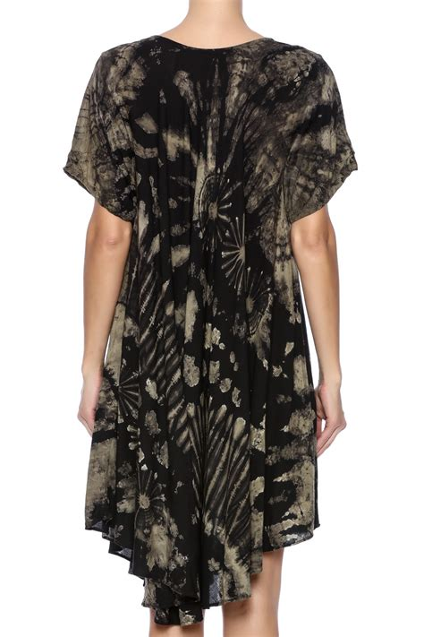 Dress Model Batik Stylish White New Impor ottoman imports thai batik dress from kentucky shoptiques
