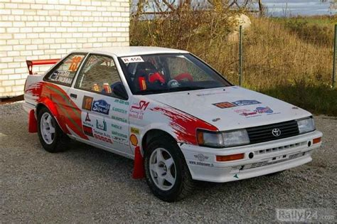 toyota rally car toyota corolla gt rally cars for sale