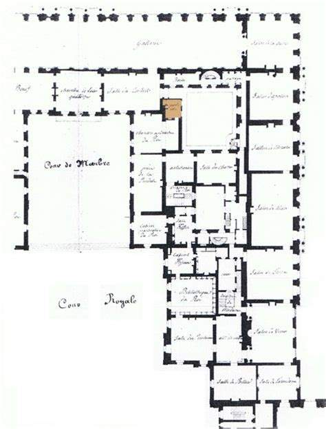 palace of versailles floor plan 17 best images about versailles floor plans on pinterest louis xiv toilets and the villages