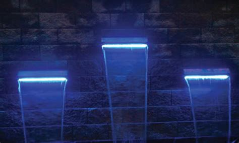 submersible led light strips easypro led underwater light strip 35 quot