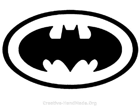 logo stencil batman logo stencil cake ideas and designs