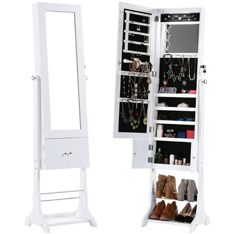 Length Mirrored Jewelry Armoire by Duty 10 Mirrors That Do More Than Just Reflect