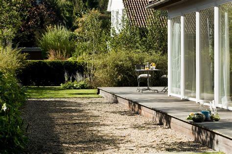 Kübelpflanzen Garten by Design Kies Garten