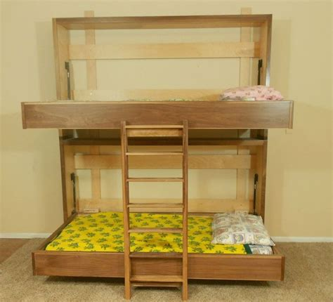 Murphy Bed Bunk Beds Plans Best 25 Murphy Bunk Beds Ideas On Folding Beds Contemporary Folding Beds And Small