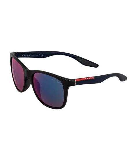 prada wayfarer sunglasses ps030s sl8 9q1 55 buy