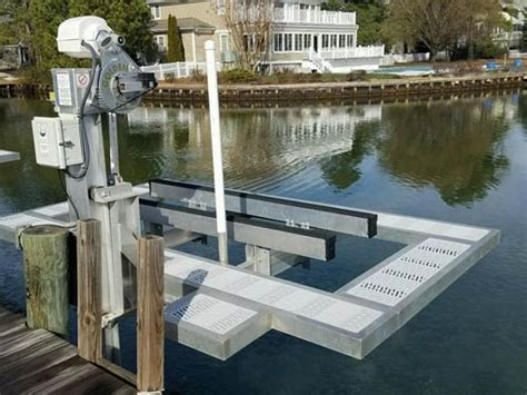 used sea doo boat lifts for sale personal watercraft boat lift installations