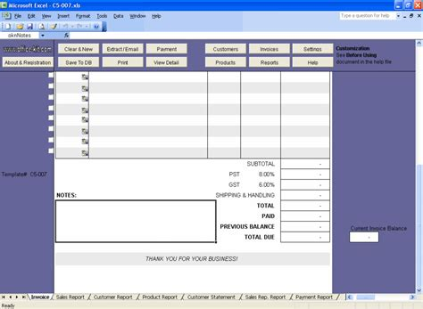 how to type an invoice 10 results found uniform