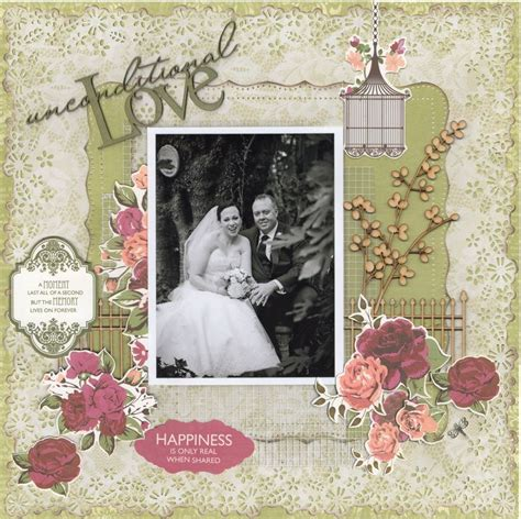 Wedding Album Scrapbook Ideas by 17 Images About Wedding Scrapbooking Layouts On