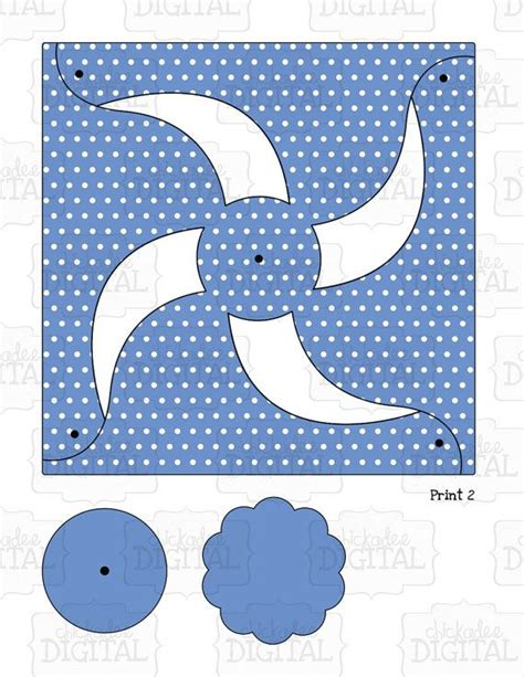 pinwheel cards template paper pinwheels and diy and crafts on