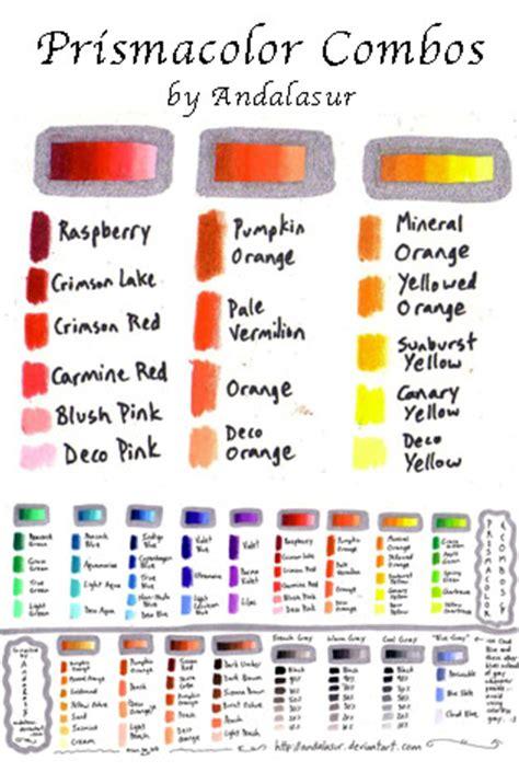 colored pencil techniques for coloring books tutorial prisma pencil combos by andalasur on deviantart