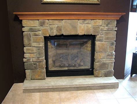 fresh stack fireplace installation 2159