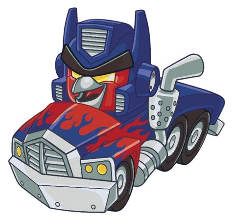 Trucker Angry Birds Tab01 5 image optimus prime truck 2 png angry birds wiki fandom powered by wikia