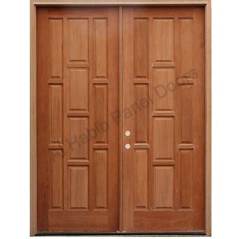 wooden designs main door design wood pakistani kail solid wood double