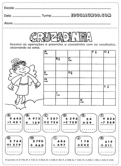 figuras geometricas quarto ano professores atividades de matem 225 tica 4 176 ano