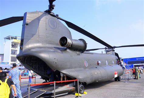 helicopter scow singapore news today singapore air show with the rsaf