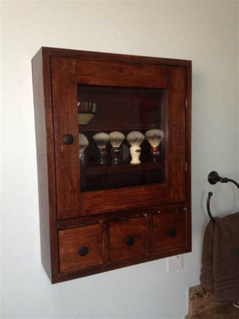 Wood Medicine Cabinet Plans