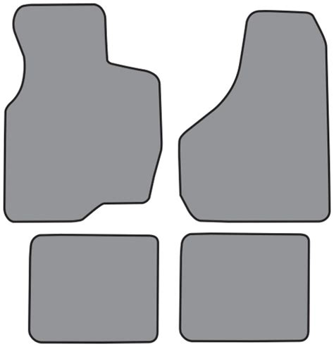 Excursion Floor Mats by 2000 2005 Ford Excursion Cutpile 4pc Factory Fit Floor