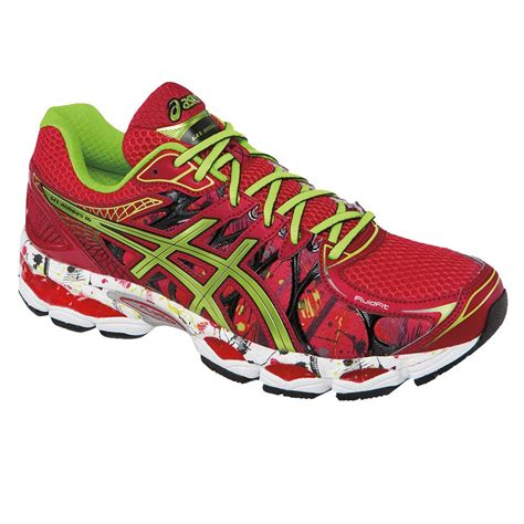 asics gel nimbus  nyc running shoe mens peter glenn