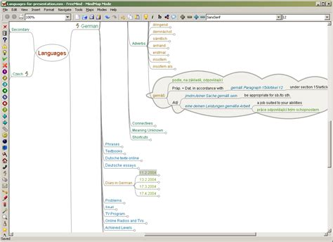 mapping software free 5 ways you can draw a mind map in linux a non s