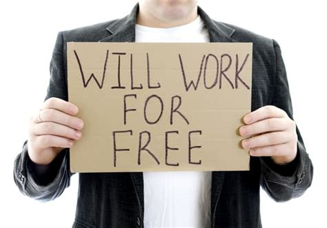 Will Work For by Work For Free For Exposure Harlan Ellison Sums It Up