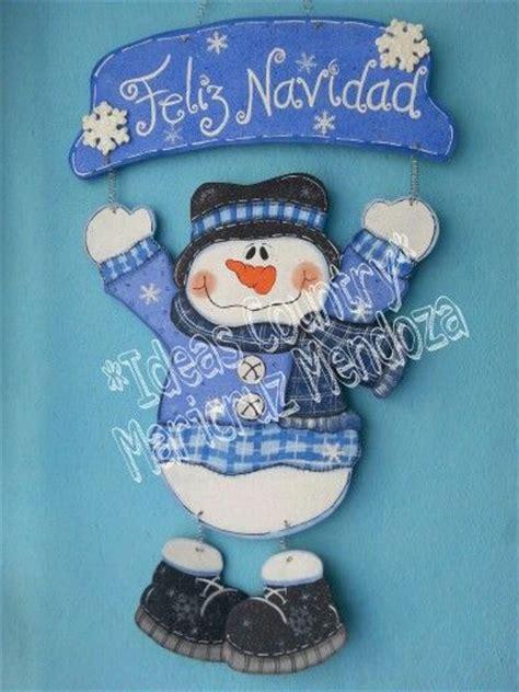 imagenes navideñas para pintar en madera adorno de navidad en madera country frases pinterest