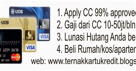syarat membuat kartu kredit bca everyday apply online ternak kartu kredit