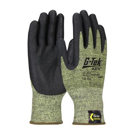 kevlar knit gloves pip g tek 174 kev seamless knit kevlar 174 glove with