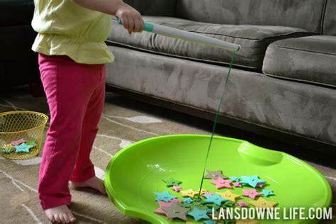 birthday party activity kids fishing game lansdowne life